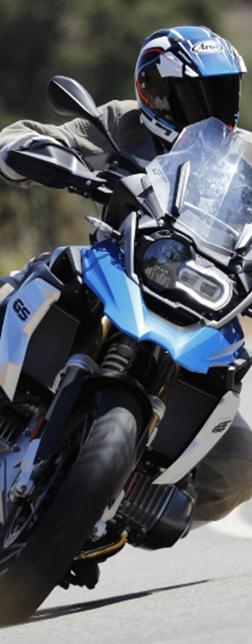 Location moto BMW 1250 GS