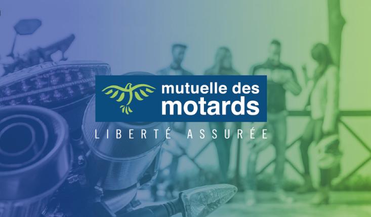 Logo mutuelle des motards assurance location moto